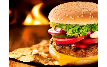 Předpisové burgery v restauraci u Švejka!