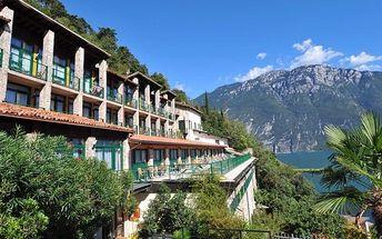 Itálie - Lago di Garda na 11 dní, polopenze s dopravou vlastní