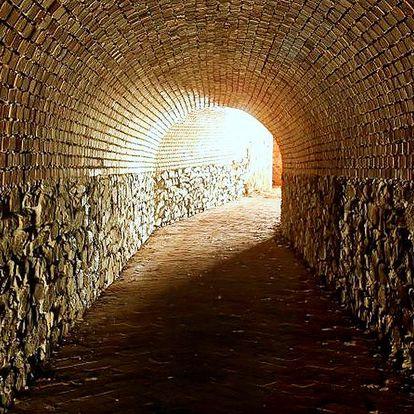 Prohlídka fortu Radíkov u Svatého Kopečku