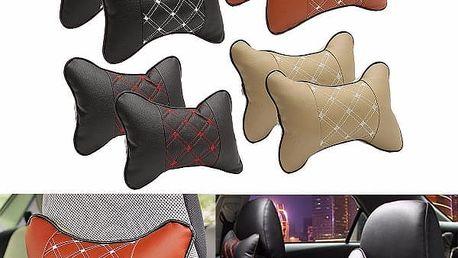 Univerzální polštář na sedačku auta - 2 kusy