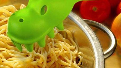 Kreativní naběračka na servírování špaget - Dino - poštovné zdarma