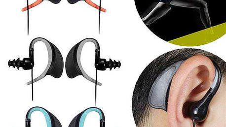 Sportovní sluchátka za uši ve 3 variantách