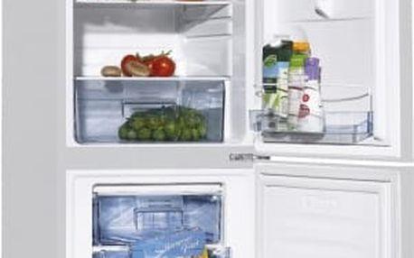 Kombinovaná lednička s mrazákem dole Amica FK 235.4 SAA