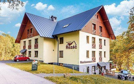 3 až 6denní pobyt pro 2–4 osoby se snídaněmi v apartmánech Řezáč v Rokytnici nad Jizerou
