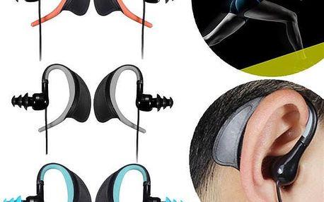 Sportovní sluchátka za uši ve 3 variantách - poštovné zdarma