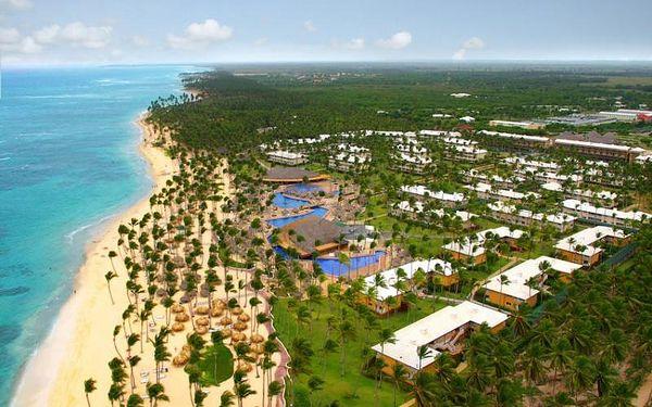 Dominikánská republika - Punta Cana na 9 až 13 dní, all inclusive s dopravou letecky z Prahy