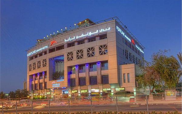 Spojené arabské emiráty - Dubai na 8 dní, polopenze nebo snídaně s dopravou letecky z Prahy