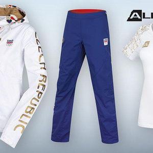 Pocta sportu: Bundy, kalhoty a trička Alpine Pro
