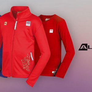 Dětská mikina a trička Alpine Pro OH