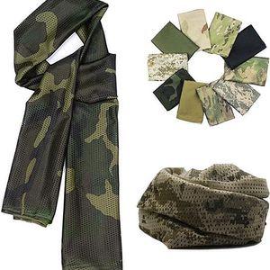 Pánský vojenský šál - mnoho variant - poštovné zdarma