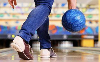 Hodinka bowlingu v Kajot Intacto až pro 8 hráčů