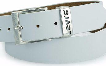 Pánský pásek - AB215111 Bílý