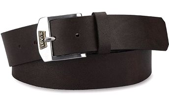 Pánský pásek - AB219406 Tmavě hnědý