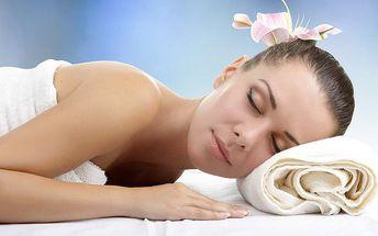 Blahodárná hodinová masáž v salonu Tantiki