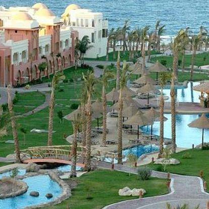 Egypt - Hurghada na 8 až 9 dní, all inclusive nebo ultra all inclusive s dopravou letecky z Prahy
