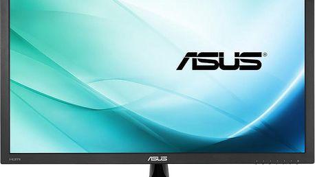"ASUS VP247H - LED monitor 24"" - 90LM01L0-B01170 + Kabel HDMI/HDMI, 1,8m M/M stíněný (v ceně 299,-)"
