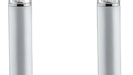 Fashion Icon Dotykové pero stylus s propiskou a krystaly
