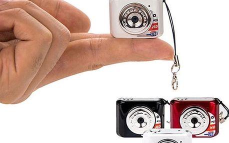 Mini digitální kamerka - poštovné zdarma