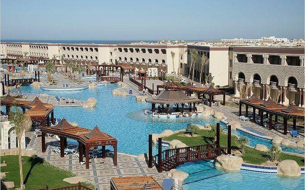 Egypt - Hurghada na 9 dní, ultra all inclusive s dopravou letecky z Prahy