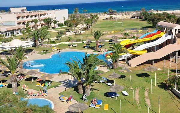 Tunisko - Hammamet na 8 dní, all inclusive s dopravou letecky z Prahy