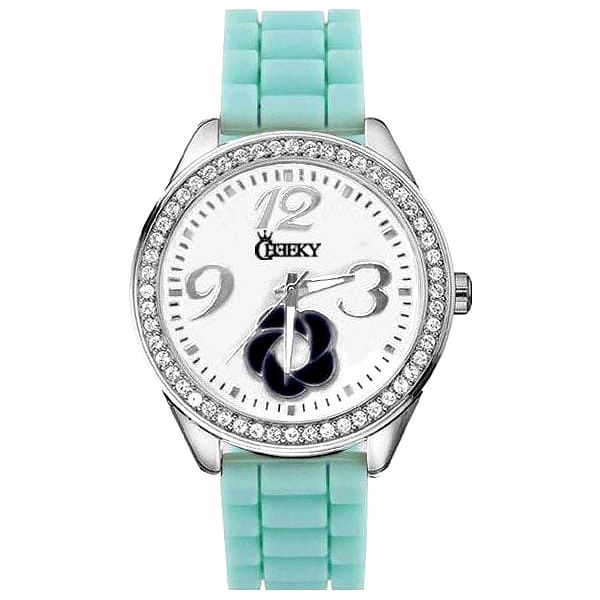 Dámské hodinky Cheeky HE017 mentolové