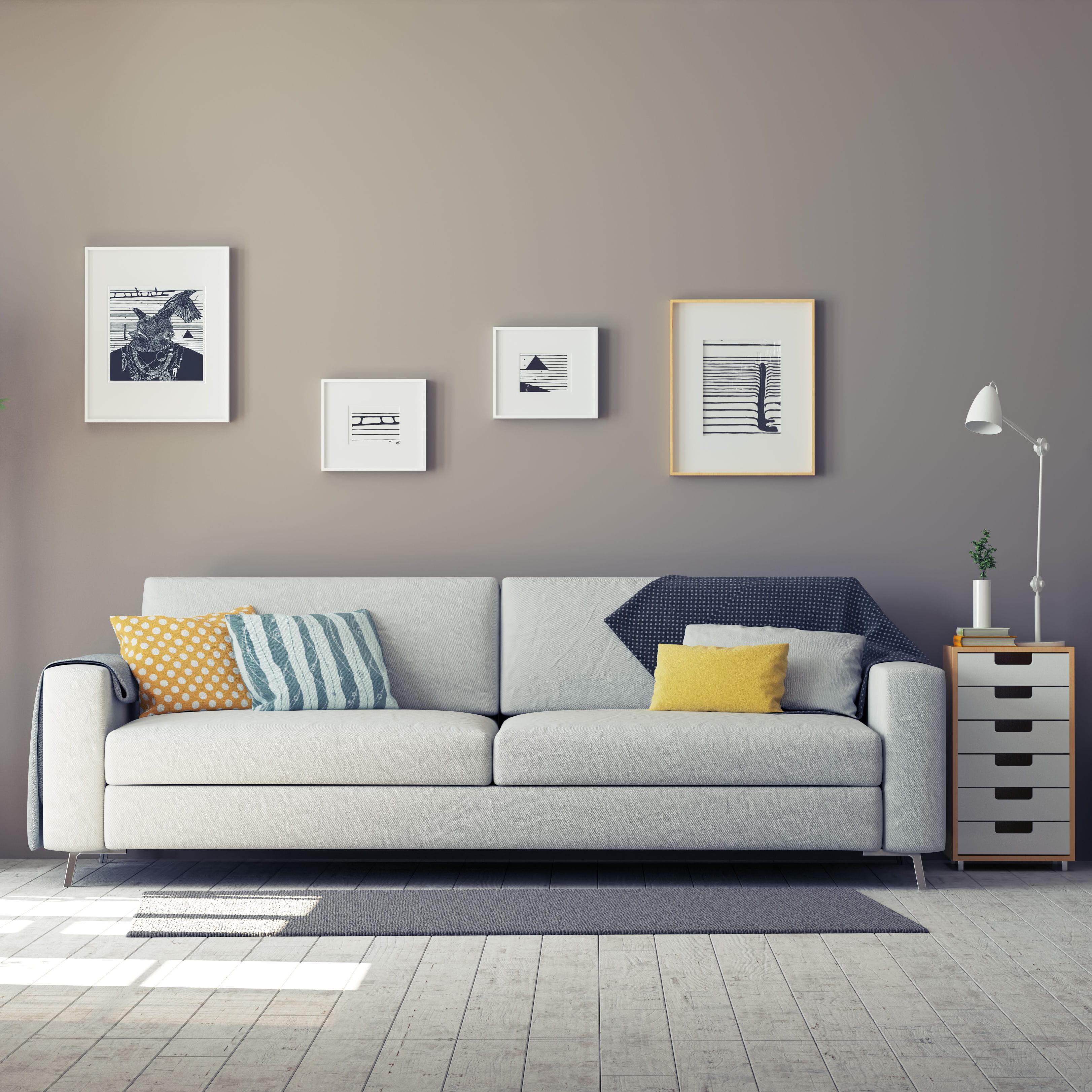 Tipy na útulný obývací pokoj