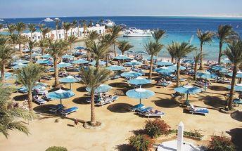 Le Pacha Resort, Egypt, Hurghada, 8 dní, Letecky, All inclusive, Alespoň 4 ★★★★, sleva 31 %