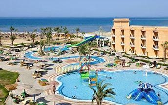 Three Corners Sunny Beach Resort, Egypt, Hurghada, 8 dní, Letecky, All inclusive, Alespoň 4 ★★★★, sleva 35 %