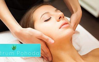 Výběr z masáží: indická masáž hlavy, masáž lávovými kameny nebo celotělová masáž