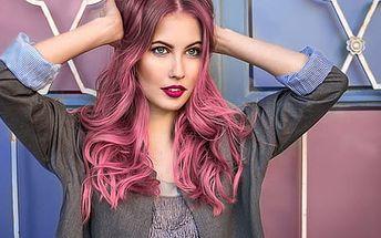 Dámský kadeřnický balíček pro všechny délky vlasů: mytí, střih + možnost barvy a melíru