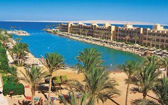 El Palacio, Egypt, Hurghada, 8 dní, Letecky, All inclusive, Alespoň 4 ★★★★, sleva 22 %