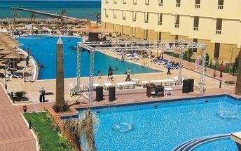 AMC Royal, Egypt, Hurghada, 8 dní, Letecky, All inclusive, Alespoň 5 ★★★★★, sleva 29 %
