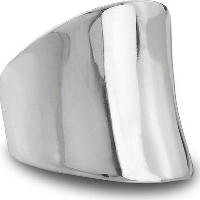 Fashion Icon Prsten chirurgická ocel masivní