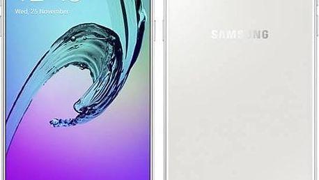 Mobilní telefon Samsung Galaxy A5 2016 (SM-A510F) (SM-A510FZWAETL) bílý Stavebnice Lego Friends 41103 Nahrávací studio pro popové hvězdy (zdarma)+ Software F-Secure SAFE 6 měsíců pro 3 zařízení v hodnotě 999 Kč + Doprava zdarma