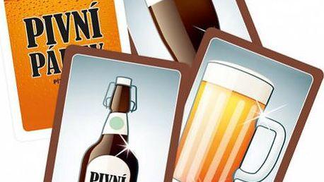Pivní párty - společenská hra