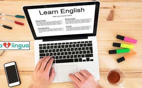 Program CinemaLingua: výuka angličtiny včetně 153 lekcí. Psaní, poslech a slovní zásoba