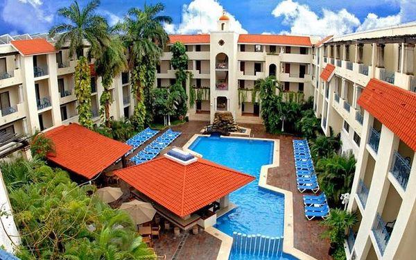 Mexiko - Cancún na 8 dní, snídaně s dopravou letecky z Prahy