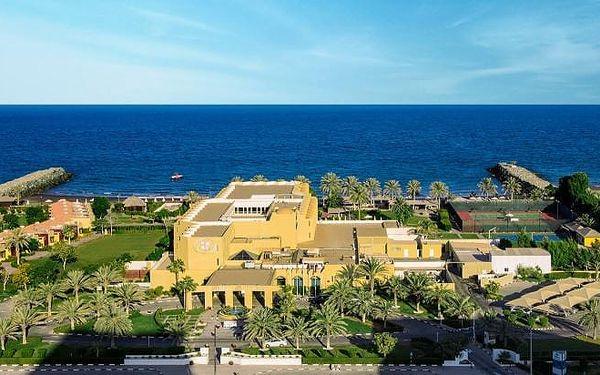 Spojené arabské emiráty - Fujairah na 8 dní, snídaně s dopravou letecky z Prahy