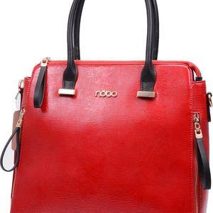 Nobo - Luxusní dámská kabelka se zlatými prvky NBAG-0590-C005