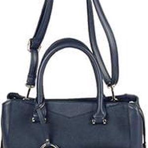 Remonte - Modrá kabelka se s pevným tvarem a zipem Q0403-14