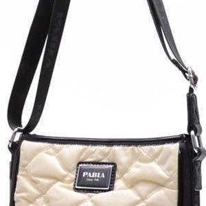 Pabia - Dámská čtvercová kabelka přes rameno se čtvercovým prošíváním BAG4690-015