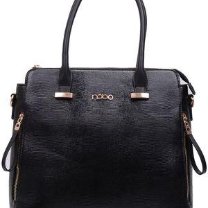 Nobo - Luxusní dámská kabelka se zlatými prvky NBAG-0590-C020