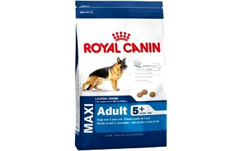 Royal Canin Maxi Adult +5 - 15 kg