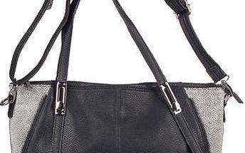 Remonte - Dámské taška přes rameno i do ruky zapínatelná na zip Q0463-01