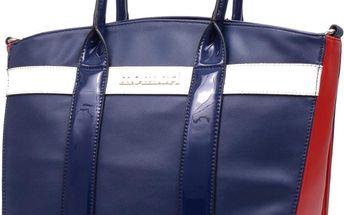 Monnari - Dámská kabelka s lakovanými částmi BAG1820-013