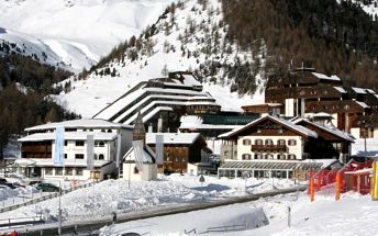 Itálie - Val Senales na 11 dní, polopenze s dopravou vlastní
