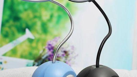 Flexibilní LED lampička na stůl - poštovné zdarma