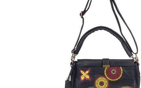 Remonte - Dámská kabelka s vyšívaným květovým vzorem Q0461-02