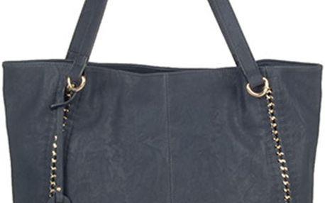 Rieker - Větší dámská taška s uchy se zlatými doplňky H1382-14