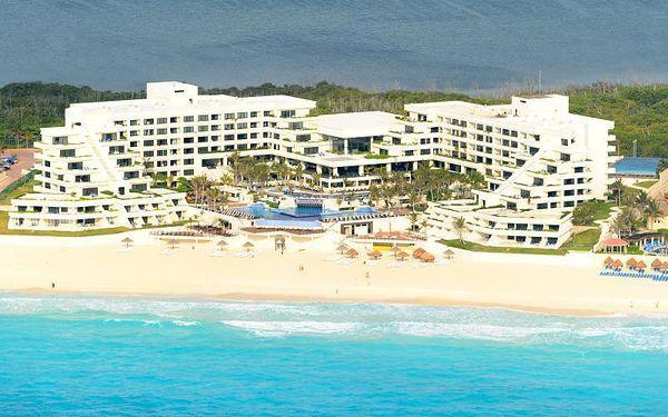 Mexiko - Cancún na 8 až 9 dní, all inclusive s dopravou letecky z Prahy